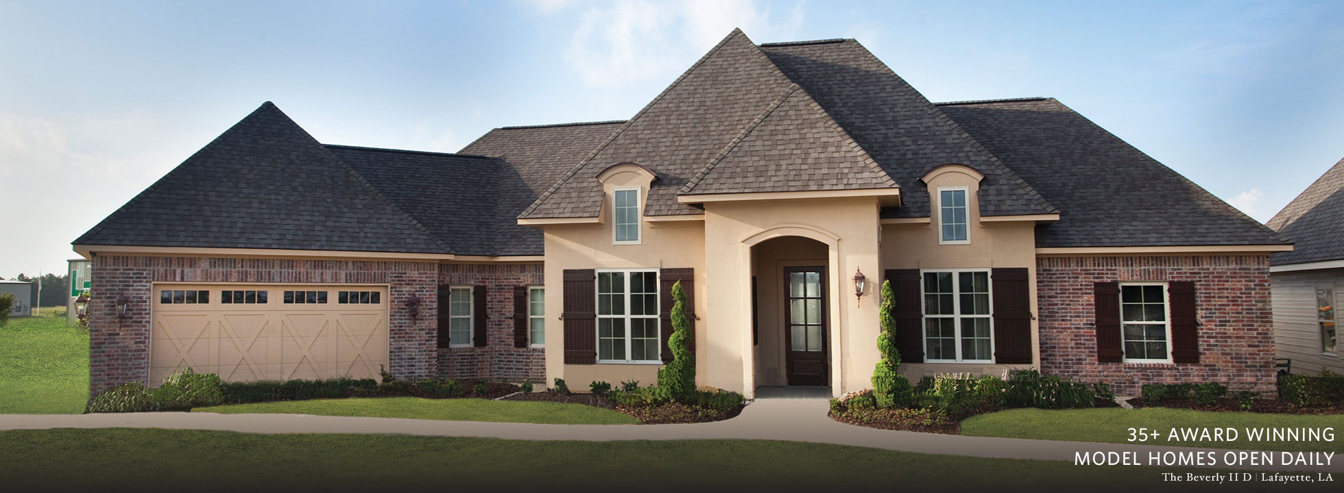Louisiana Custom Home Builder New Building